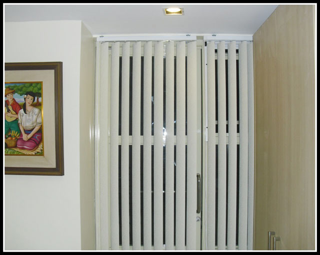 San Juan PVC Vertical Blinds Philippines