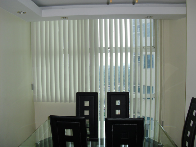 Vertical Blinds in Cubao