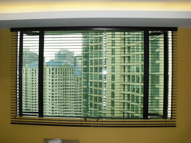 Wooden Blinds in Taguig City