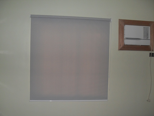 Roll up Blinds Installed at Maypajo, Caloocan City Philippines