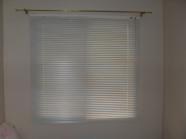 Miniblinds Installed at Fairview Quezon City Philippines