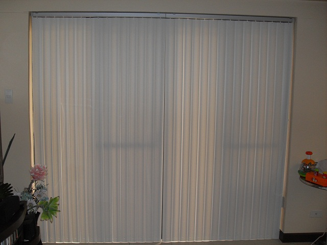 PVC Vertical Blinds at Fairview, Quezon City - 02T corr s4 pattern