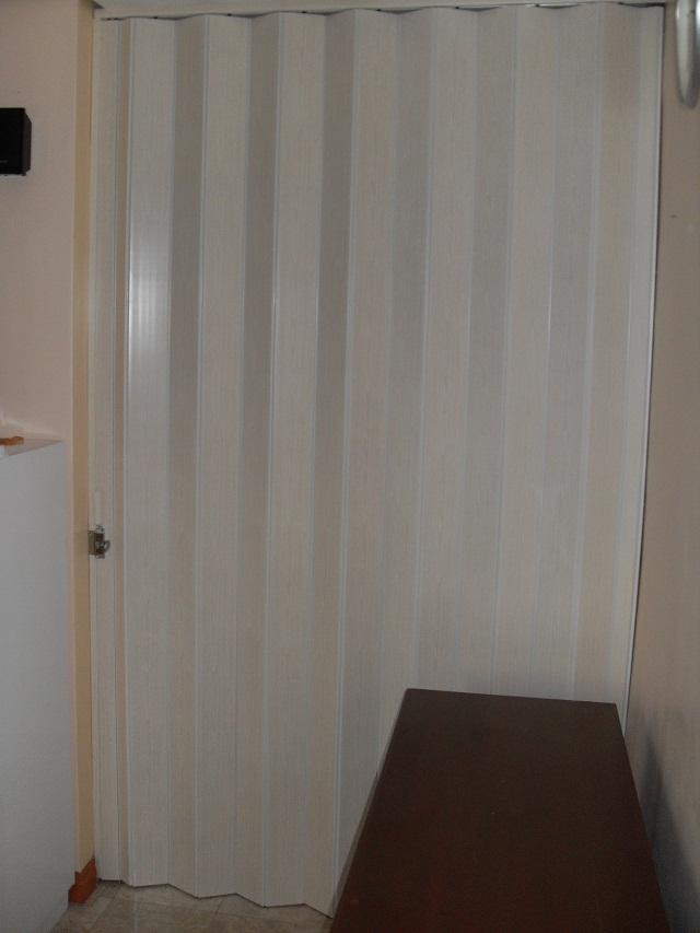 Folding Door at Sherwood Heights Parañaque City