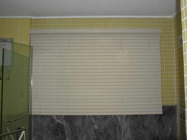 Faux Wood Blinds / Durawood Blinds