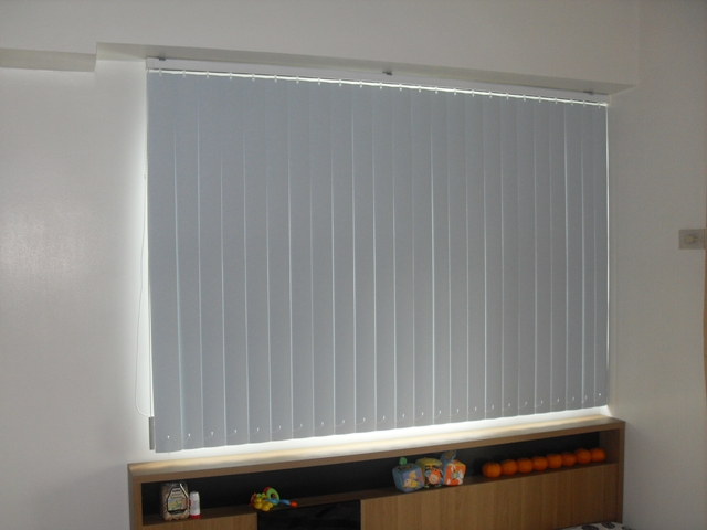 DS Windows & Walls PVC Vertical Blinds