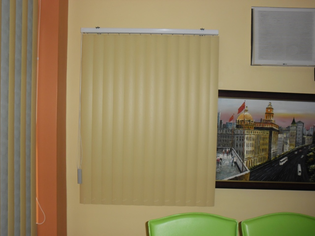 High Quality Pvc Vertical Blinds For Offices Mandaluyong