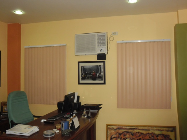 PVC Vertical Blinds ( Outside Mounting )