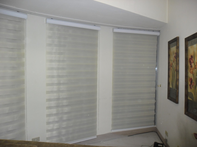 Combi Blinds Installed in Valenzuela City, Philippines