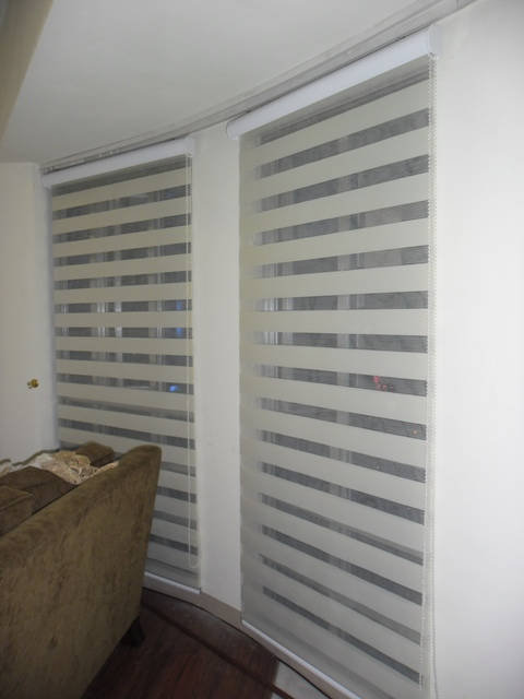 Combi Blinds at Valenzuela City