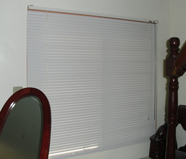 Venetian Blinds Installed at Quezon City Philippines
