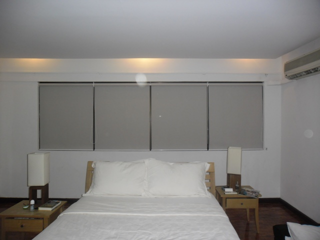 Roller Blinds Installed at Marikina City, Philippines