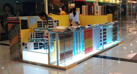 New Window Blinds Showroom At Robinsons Metro East Pasig City