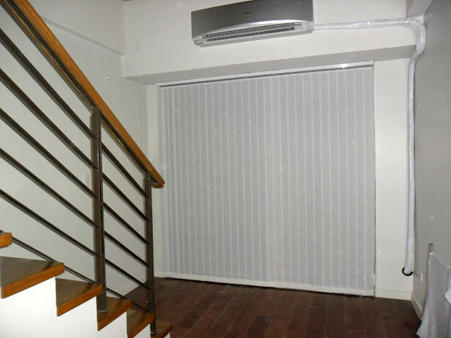 Fabric Vertical Blinds Installed in Quiapo Manila, Philippines