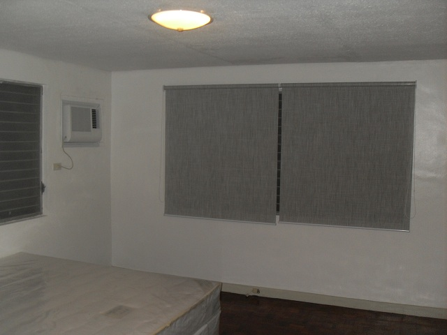 Blackout Roller Blinds Installation at Plainview, Mandaluyong City, Philippines
