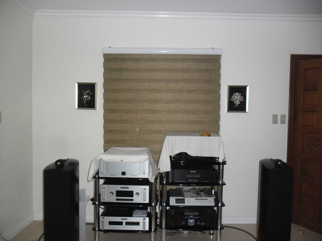 Music Room in our Client's House in Buendia, Makati City