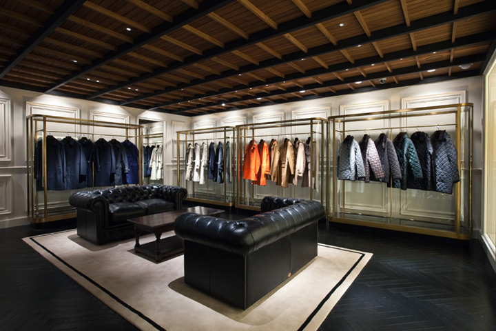 Organized and Environment-Friendly Boutique