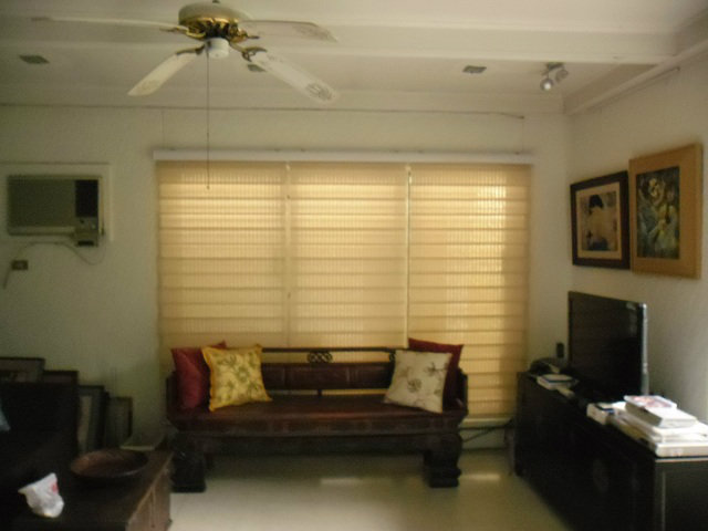 Combi Blinds Installation at Makati City, Philippines