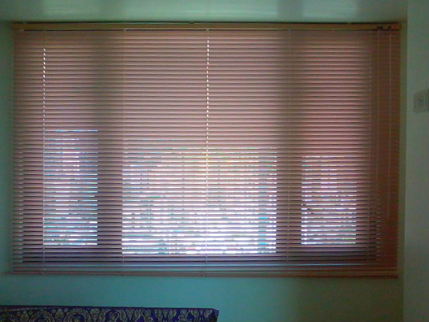 Venetian Blinds Installed at Lucena City, Philippines