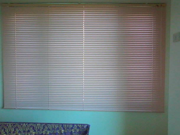 "Venetian Blinds ""PEONY"" Installed at Lucena City, Philippines"