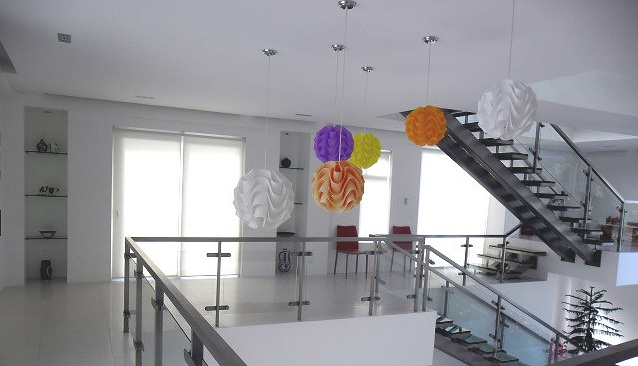 Roller Blinds Installed in a Beautiful Penthouse at Batangas, Philippines