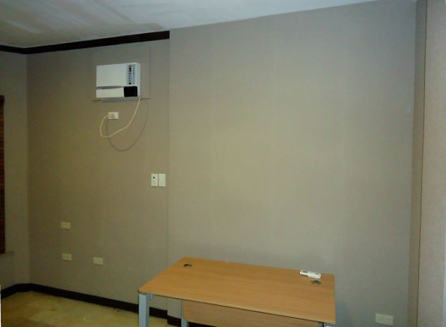 "Wall Paper Cover ""D61"" Installed at Buendia, Makati City, Philippines"