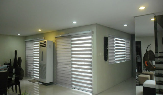 Combi Blinds for Elegant and Modern Home Interior Design