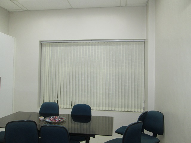 Light Color Fabric Vertical Blinds for Offices