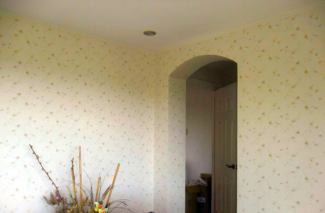 Vinyl Wallpaper Installed at Baguio City, Philippines