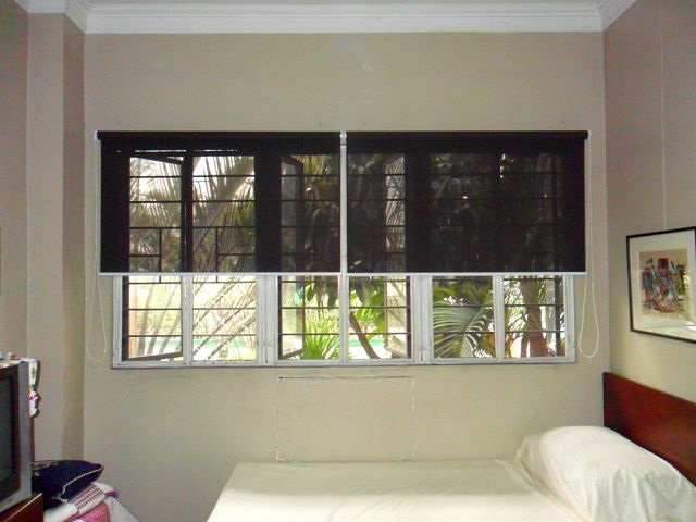 Installed Roller Blinds in Pasay City, Philippines