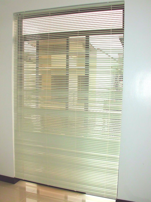 Mini Blinds Installed at Taguig City, Philippines