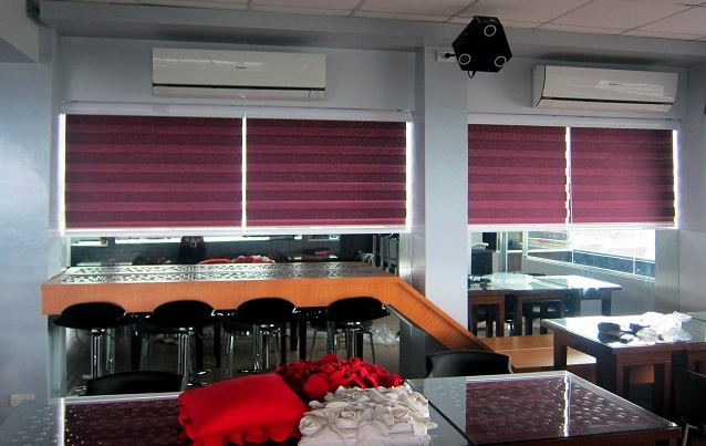 Combi Blinds / Combination Blinds
