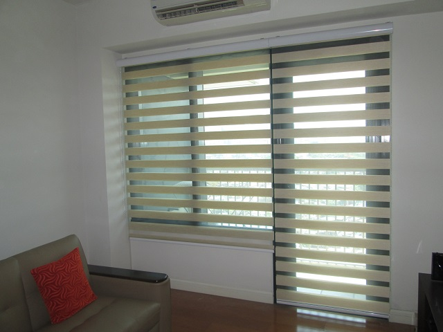 Installed Combi Blinds in Caloocan City, Philippines