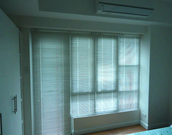 Mini Blinds Installed in Malate Manila, Philippines