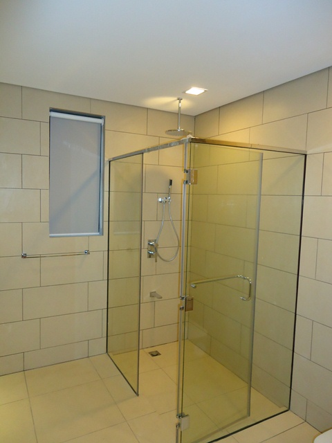 Blackout Roller Blinds for Shower Room