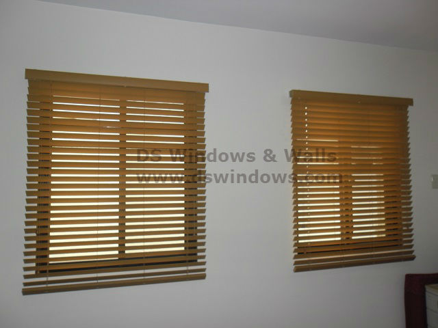 Faux Wood Blinds and Its Astonishing Look