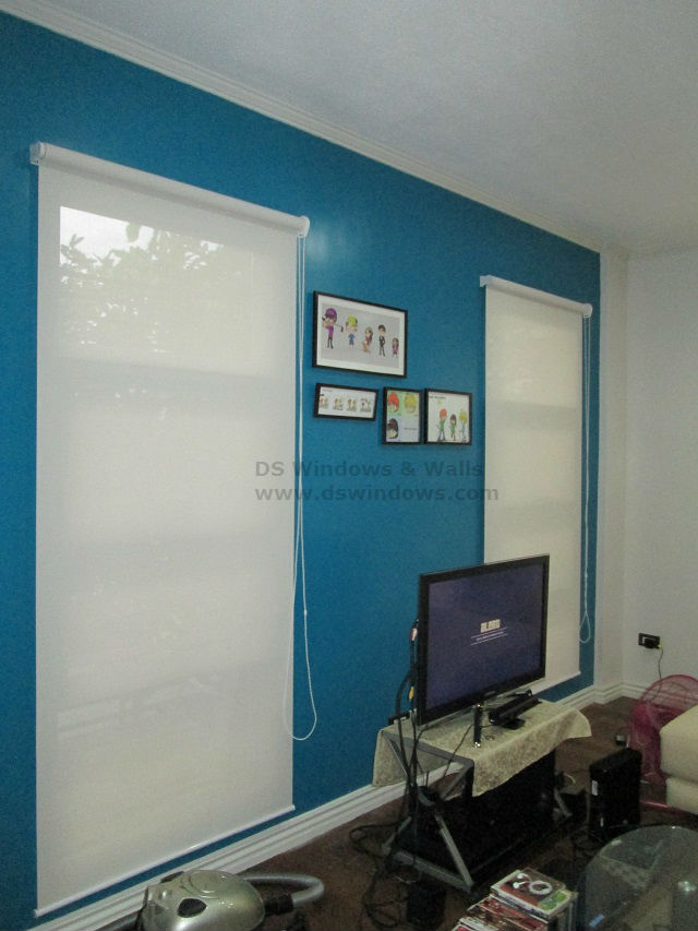 Roller Blinds in Batangas City, Philippines