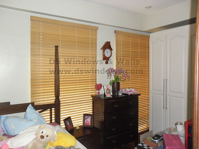 Elegant Wood Blinds for Your Home