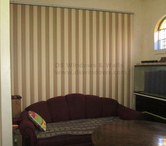 Pvc Vertical Blinds For Arch Window Ciudad Maharlika