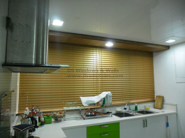 Dura Wood Blinds Installed in Loyola Heights, Quezon City