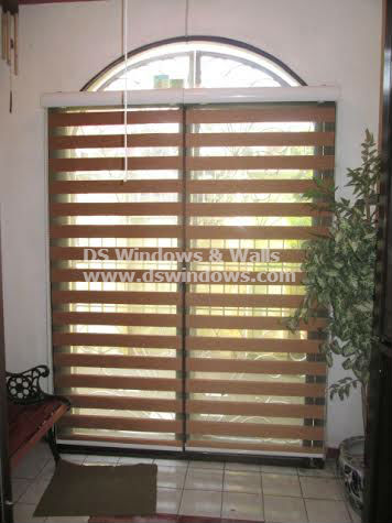 a Combi Blinds: Perfect Window Dressing for any Shape and Style of a Window in Sariaya Quezon, Philippines