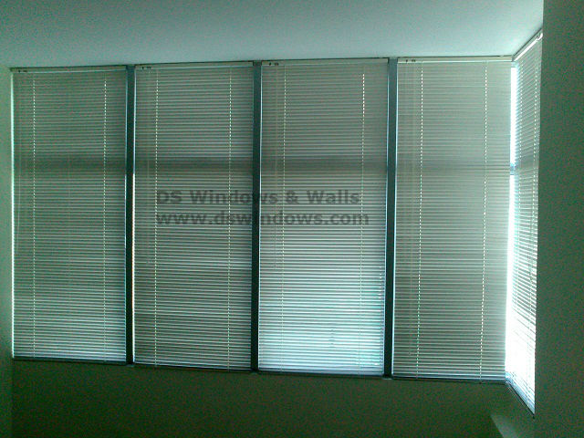 Aluminum Blinds Installed at Quezon City