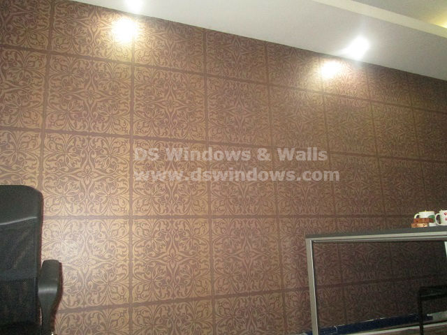 Wallpaper Installed in Valenzuela City.