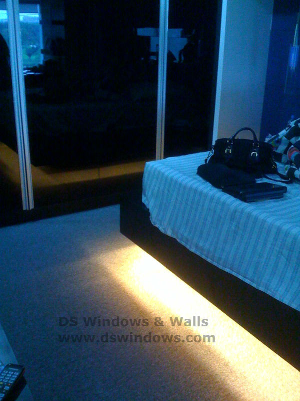 Carpet Installed in Bedroom