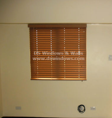 Affordable and Durable Dura Wood Blinds in Lipa City, Batangas