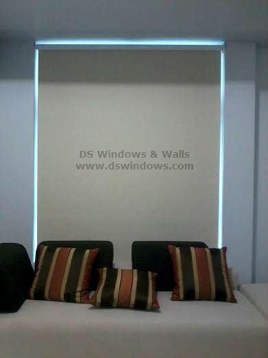 Roller Blinds in Cebu City, Philippines
