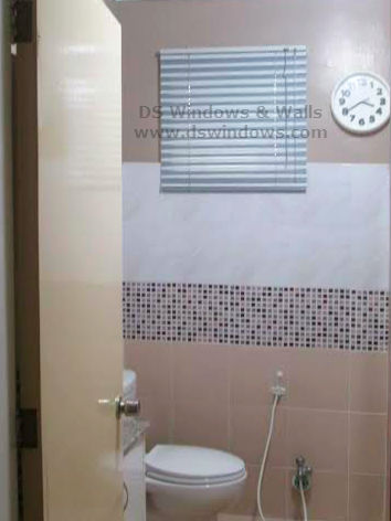 2b Venetian Blinds in Creating a Beautiful Bathroom in a Limited Space and Budget: Valenzuela City, Philippines
