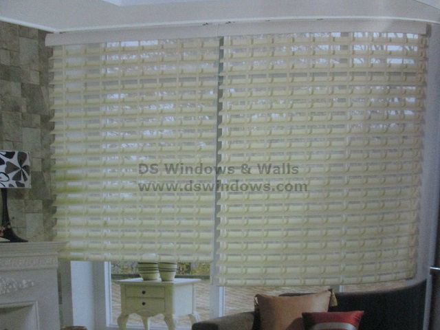 Lines Design of Combi Blinds
