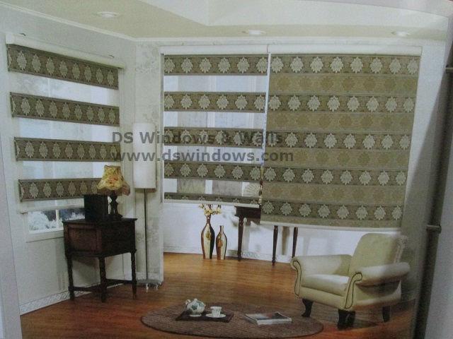 Vanity Design of Combi Blinds