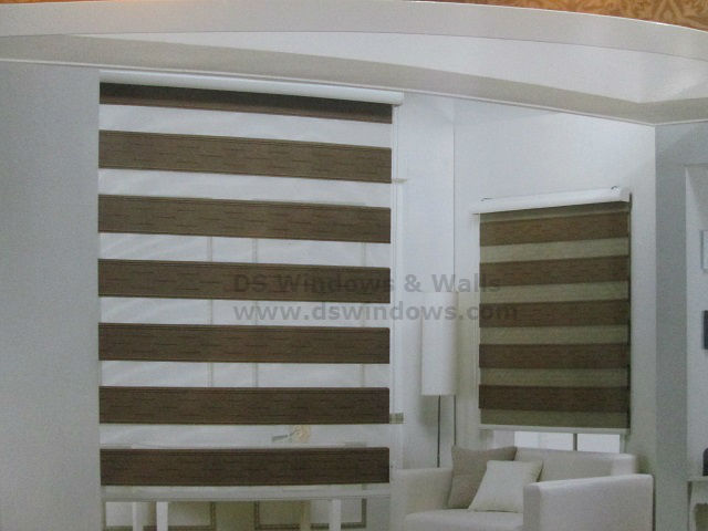 Normal Design of Combi Blinds