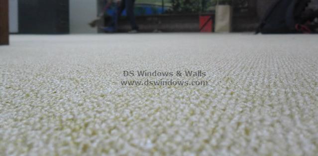 Light Beige Super Dyna Carpet Roll